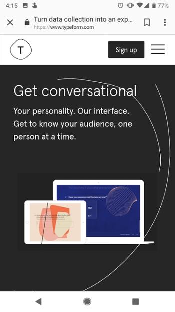 創造令人愉快的手機版網頁體驗