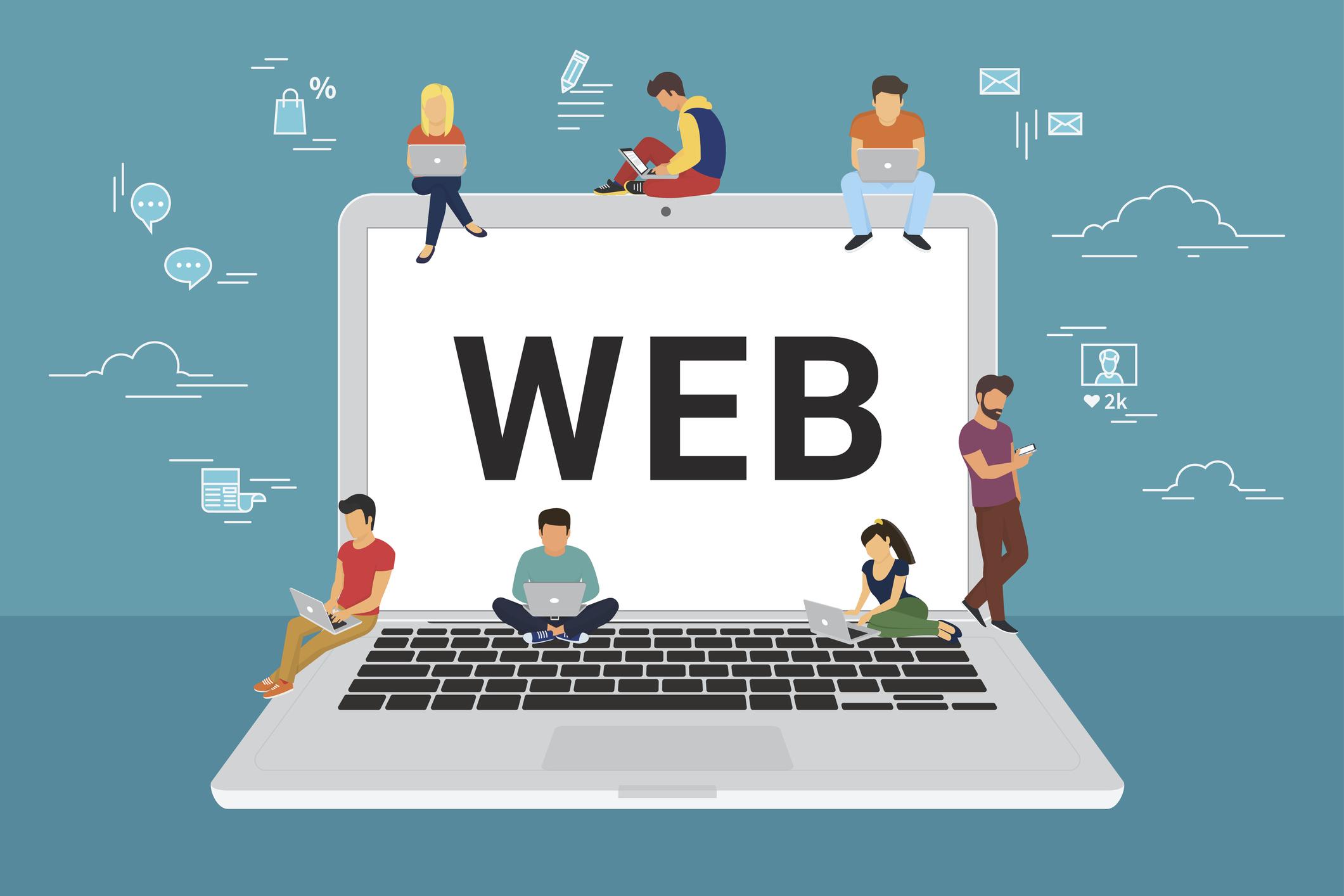 網頁設計要考慮哪些因素?