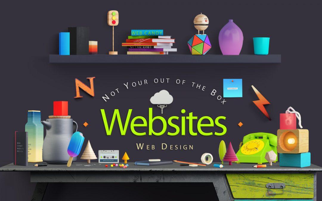 如何讓網頁設計不顯得淩亂!